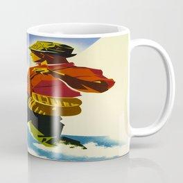 Colorado Fly Fishing Travel Coffee Mug