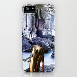weird world iPhone Case