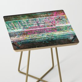 The Piano Side Table