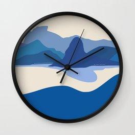 RIO DE JANEIRO Wall Clock