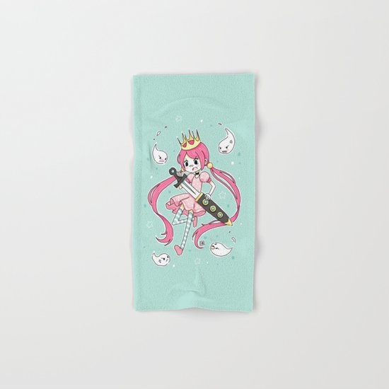 Fighter Hand & Bath Towel