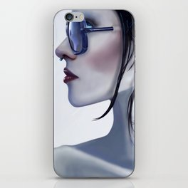 Eyewear Fashion Victim iPhone Skin