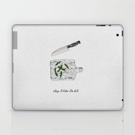 Chop It Laptop & iPad Skin
