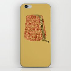 Fezzes are cool (Doctor Who) iPhone & iPod Skin