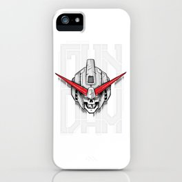 SkullDam iPhone Case