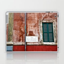 The Eternal City Sound Laptop & iPad Skin