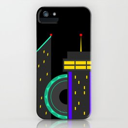 ICT Wichita, KS iPhone Case