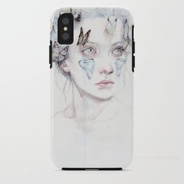 love and sacrifice iPhone Case