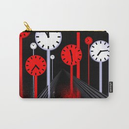 time-time-time Carry-All Pouch