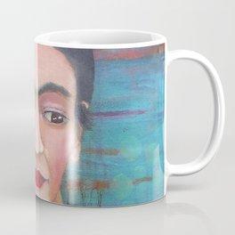 Still She Smiled Coffee Mug