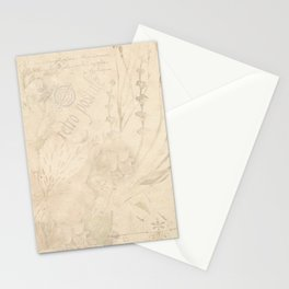 Vintage Faded Postcard Stationery Cards