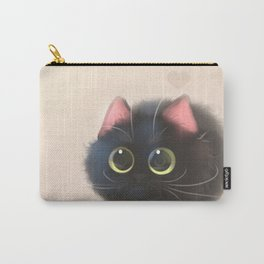 Fluffy Sushi Carry-All Pouch