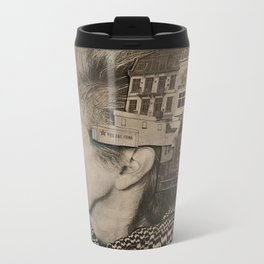 Return (You Are Here) Metal Travel Mug