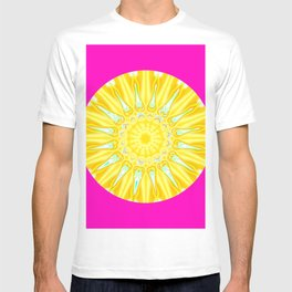Golden Mandala T-shirt