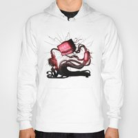 obey Hoodies featuring OBEY by Oddworld Art