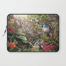 Temptation (NZ Kereru /  Woodpigeon artwork) Laptop Sleeve
