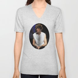 Fluffy Louis Unisex V-Neck