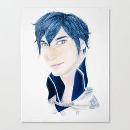 Chrom, Fire Emblem Canvas Print