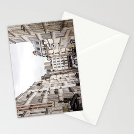 Montmartre View of Paris  Stationery Cards