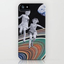 Ring Jump iPhone Case