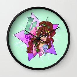 decora senshi sailor jupiter Wall Clock