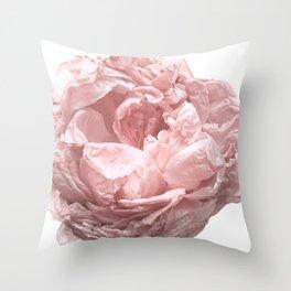 peony Throw Pillow