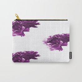 Purpleroses Carry-All Pouch