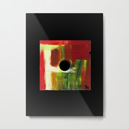 Floppy 32 Metal Print