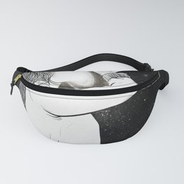 Kiss the soul. Fanny Pack