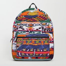 Guatemalan Alfombras Backpack