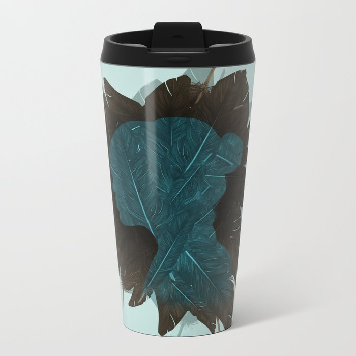 Ornithology. Metal Travel Mug