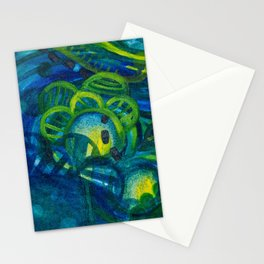 Blue Period Stationery Cards