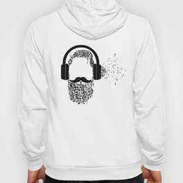 Beard the Music Hoody