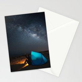 Paisaje nocturno Stationery Cards