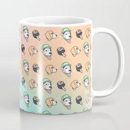 Dog Squad Goals Coffee Mug