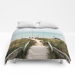 To the Beach Comforters
