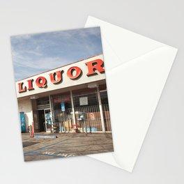 Liquor Store Santa Monica Stationery Cards