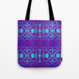 Ironwork Abstract Tote Bag