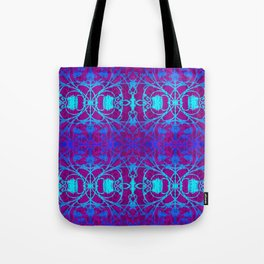 Ironwork Abstract Tote Bag