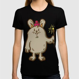 New Year's Eve New Year's Eve 2019 Fireworks T-shirt