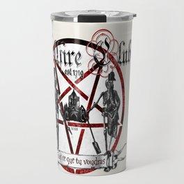 the Hellfire Club Travel Mug