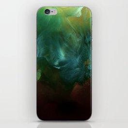 Wolf Head Nebula iPhone Skin