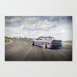 Jay Cyr - ClubLoose - Englishtown, NJ Canvas Print