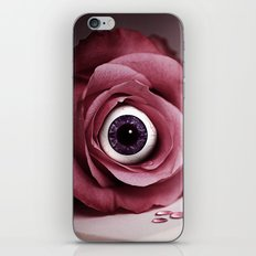 Eye Cry For You iPhone & iPod Skin