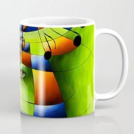 Hispanissia - painted music Coffee Mug