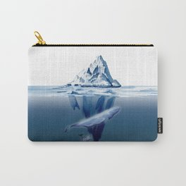 Belugas' Conversation Carry-All Pouch