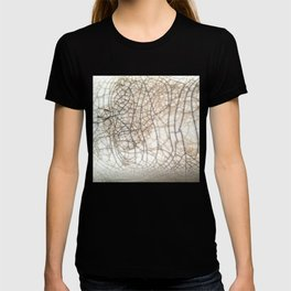 Raku crackles T-shirt