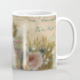Les Fleurs Coffee Mug