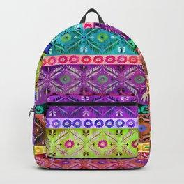 Darjeerling Stripe Backpack