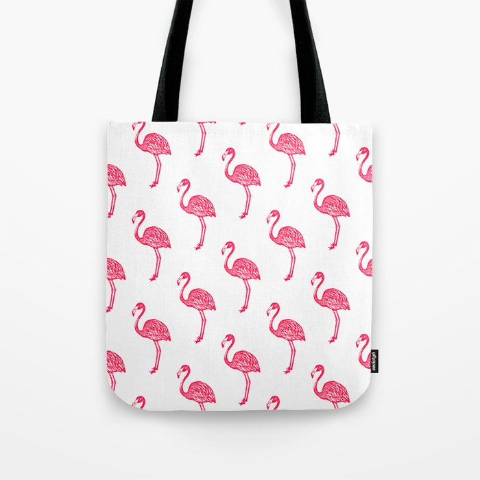 American Flamingo (pink) Tote Bag
